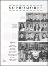 2003 Canadian High School Yearbook Page 28 & 29