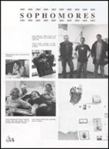 2003 Canadian High School Yearbook Page 32 & 33