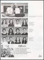2003 Canadian High School Yearbook Page 34 & 35