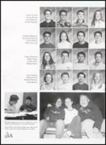 2003 Canadian High School Yearbook Page 36 & 37