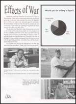 2003 Canadian High School Yearbook Page 50 & 51