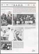 2003 Canadian High School Yearbook Page 58 & 59