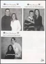 2003 Canadian High School Yearbook Page 92 & 93