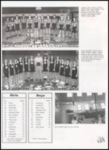 2003 Canadian High School Yearbook Page 154 & 155