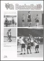 2003 Canadian High School Yearbook Page 156 & 157