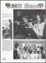2003 Canadian High School Yearbook Page 160 & 161