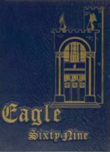 1969 Yearbook Carter-Riverside High School