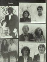 1982 Aldine High School Yearbook Page 20 & 21