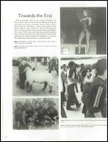 1982 Aldine High School Yearbook Page 30 & 31