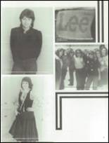 1982 Aldine High School Yearbook Page 40 & 41