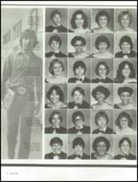 1982 Aldine High School Yearbook Page 76 & 77