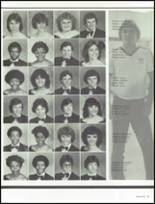 1982 Aldine High School Yearbook Page 86 & 87