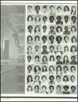 1982 Aldine High School Yearbook Page 98 & 99