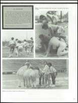 1982 Aldine High School Yearbook Page 100 & 101