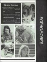 1982 Aldine High School Yearbook Page 106 & 107