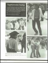 1982 Aldine High School Yearbook Page 116 & 117