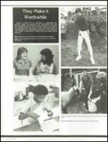 1982 Aldine High School Yearbook Page 120 & 121