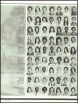 1982 Aldine High School Yearbook Page 122 & 123