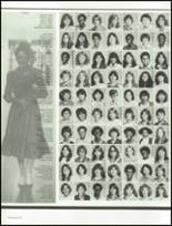 1982 Aldine High School Yearbook Page 126 & 127