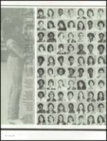 1982 Aldine High School Yearbook Page 132 & 133