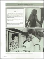 1982 Aldine High School Yearbook Page 164 & 165