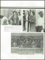1982 Aldine High School Yearbook Page 218 & 219