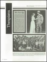 1982 Aldine High School Yearbook Page 244 & 245