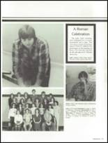 1982 Aldine High School Yearbook Page 254 & 255