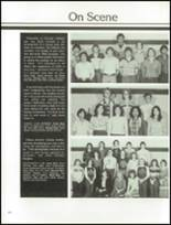 1982 Aldine High School Yearbook Page 258 & 259
