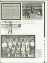 1982 Aldine High School Yearbook Page 284 & 285