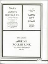 1982 Aldine High School Yearbook Page 332 & 333