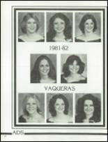1982 Aldine High School Yearbook Page 348 & 349