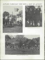1968 Bay View High School Yearbook Page 12 & 13