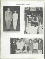1968 Bay View High School Yearbook Page 24 & 25