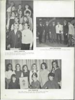 1968 Bay View High School Yearbook Page 30 & 31