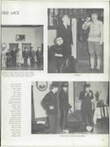 1968 Bay View High School Yearbook Page 38 & 39