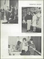 1968 Bay View High School Yearbook Page 42 & 43
