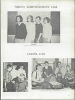 1968 Bay View High School Yearbook Page 46 & 47