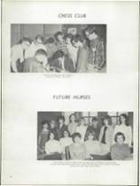1968 Bay View High School Yearbook Page 48 & 49