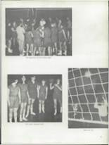 1968 Bay View High School Yearbook Page 56 & 57