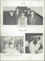 1968 Bay View High School Yearbook Page 58 & 59