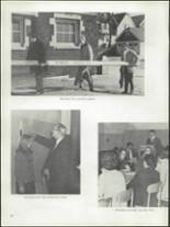 1968 Bay View High School Yearbook Page 70 & 71