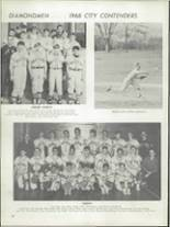 1968 Bay View High School Yearbook Page 72 & 73