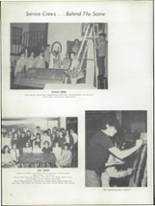 1968 Bay View High School Yearbook Page 76 & 77