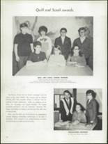1968 Bay View High School Yearbook Page 82 & 83