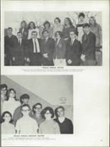 1968 Bay View High School Yearbook Page 84 & 85