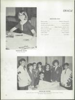 1968 Bay View High School Yearbook Page 86 & 87
