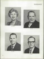 1968 Bay View High School Yearbook Page 92 & 93