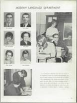 1968 Bay View High School Yearbook Page 98 & 99