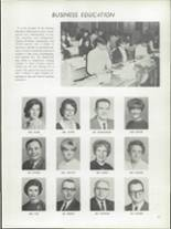 1968 Bay View High School Yearbook Page 100 & 101